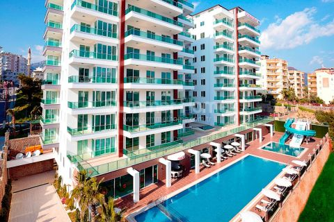 Stylish Apartments in Beautiful Surroundings in Alanya