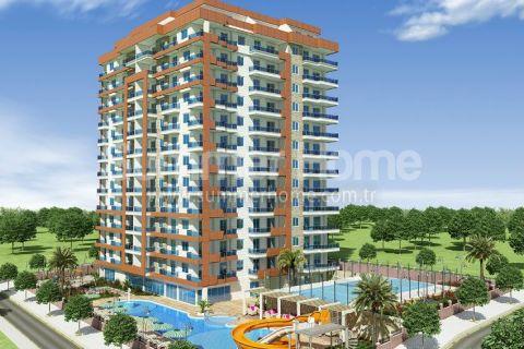 Современные квартиры в Махмутларе