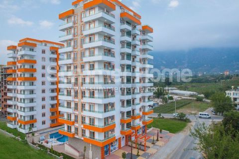 Stylish Apartments with Stunning View in Mahmutlar, Alanya