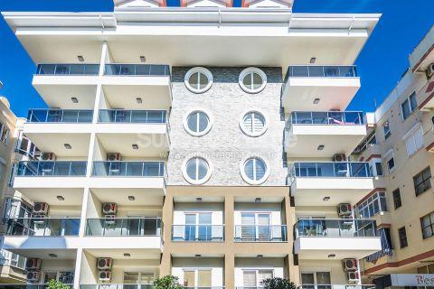 آپارتمان های آماده برای زندگی در آلانیا