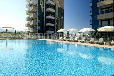 Modern One Bedroom Apartments Close to the Beach in Konyaalti, Antalya