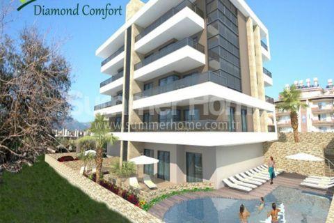 Diamond Comfort Kestel - Wohnung in Alanya | Immobilien Türkei