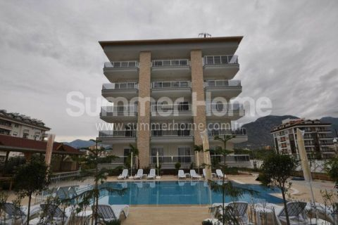 Kestel Deluxe - Apartments in alanya | Property in Turkey