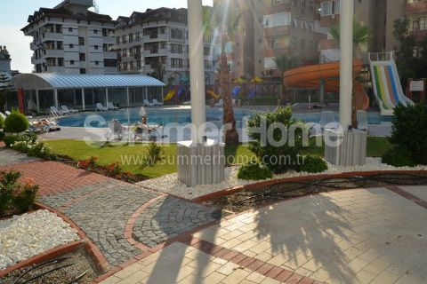 Fully Furnished 2 Bedroom Apartment with Stunning View in Alanya