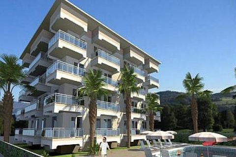Affordable Modern Apartments Close to City Center in Alanya