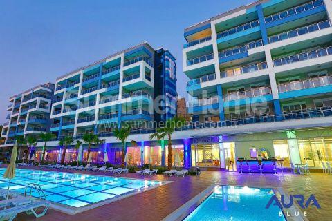 3-izbové apartmány s výhľadom na more v Aura Blue