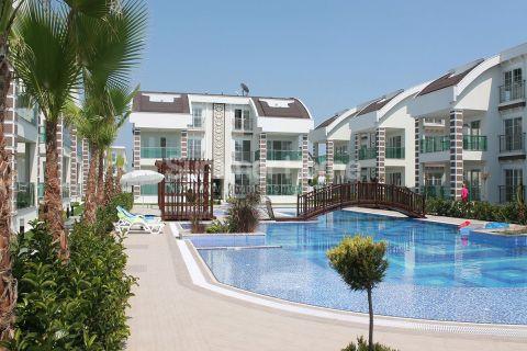 Bekväma och moderna lägenheter med unikt läge i Side