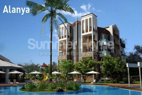 Demli Apartments in Oba - Wohnung in Alanya | Immobilien Türkei