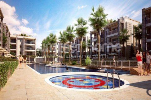 Vackra lyxiga lägenheter med hissnande utsikt i Side