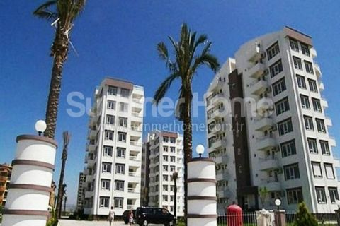 Spacious Apartments with Exclusive Design in Unique Location in Antalya