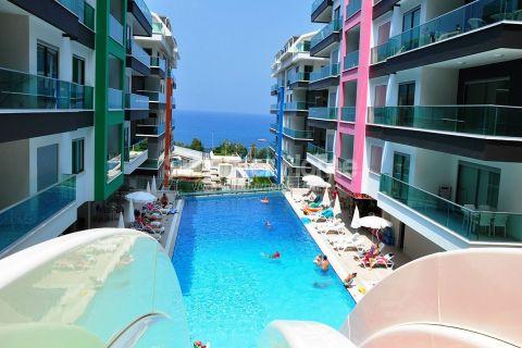 Sea Side Homes - Wohnung in Alanya | Immobilien in Türkei