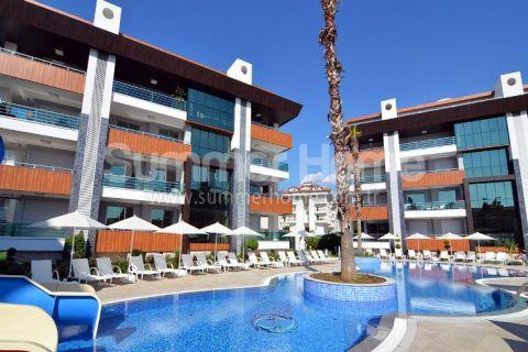 Moderne leiligheter til salgs i Alanya