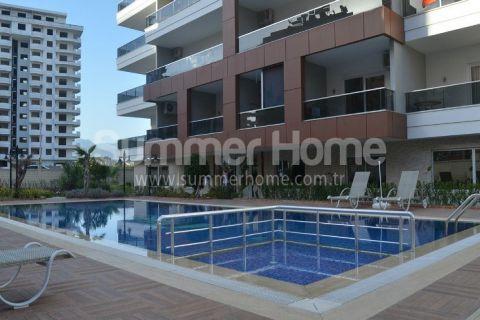 Angenehmes Apartment mit 1 Schlafzimmer zum Verkauf in Alanya