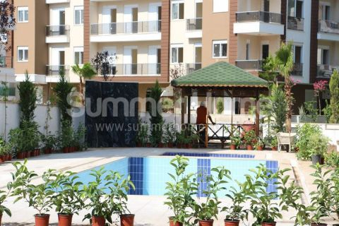 Spacious Apartments with a Unique Design in a Popular District of Antalya