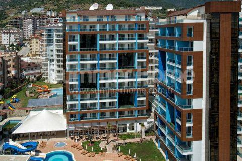 Crystal Toıwers - Wohnung in Alanya - Immobilien in Türkei