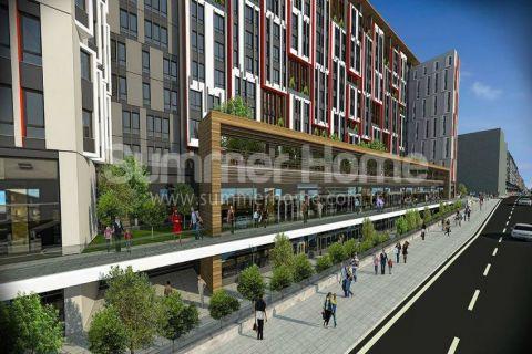 Unike leiligheter med panoramautsikt til spottpriser i Istanbul
