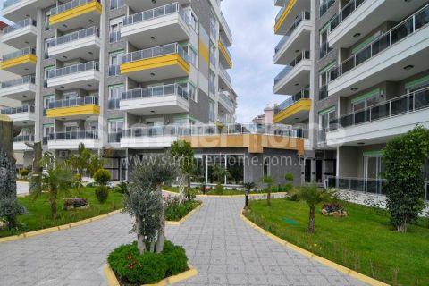 Daisy Residence in Alanya Türkei - Wohnung in Alanya | Immobilien in der Türkei