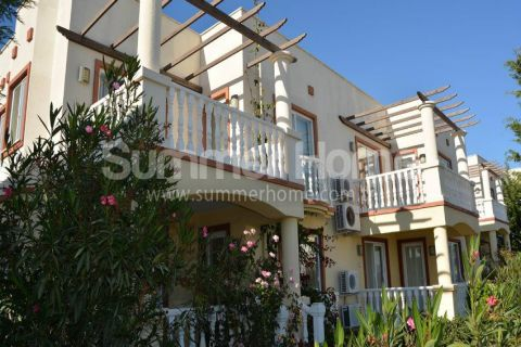 Modern and Elegant Apartment on Beautiful Location in Bodrum