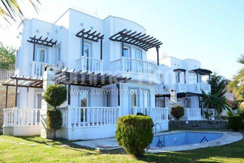 5-izbová vila s výhľadom na more na predaj v Bodrume
