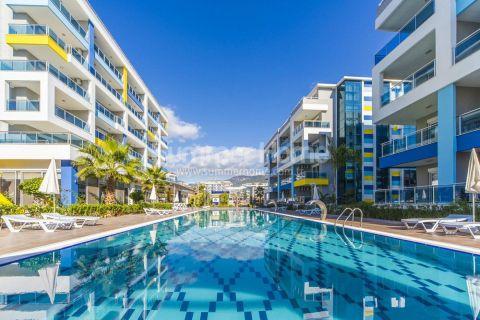 Lory Queen 3 Zimmer Wohnung - Wohnung in Alanya - Immobilien Türkei