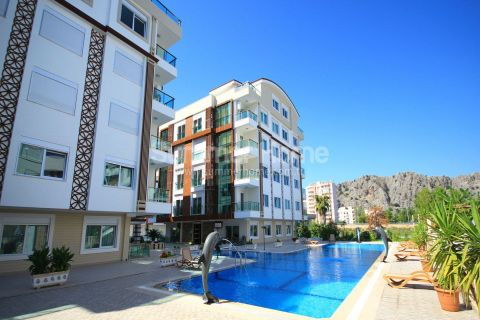 Great Investment Apartments with Mountain View in Hurma, Antalya