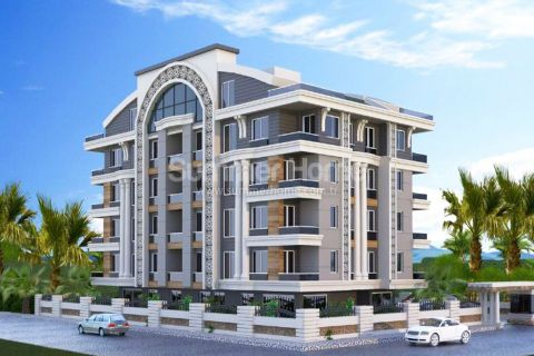 Homey Apartments for Sale in Konyaalti/Antalya