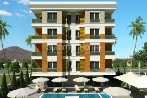 Buy Apartments in a Developing District of Antalya