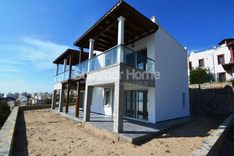 Incredible Sea View Villa in Convenient Location in Bodrum