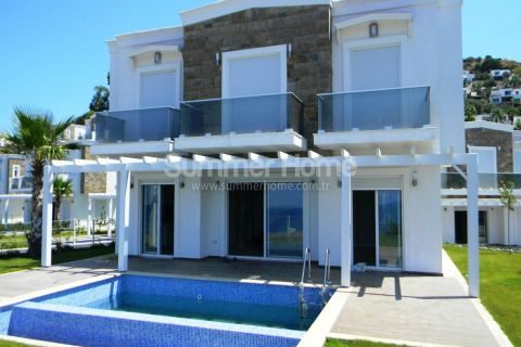 Luxury Seafront Villas in Perfect Location in Gumusluk, Bodrum