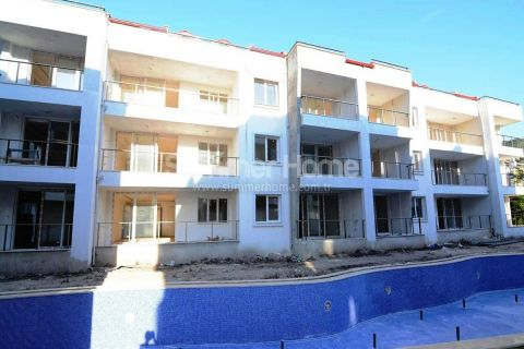 Well-Priced Apartments with Sea View in Bodrum