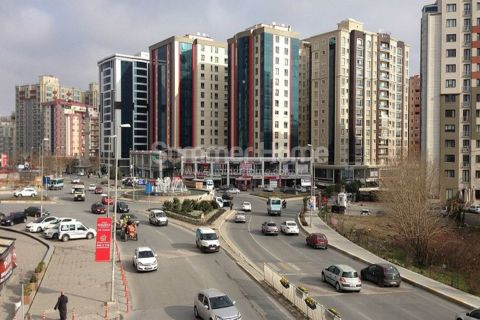 Flotte leiligheter i nyutviklet område i Istanbul