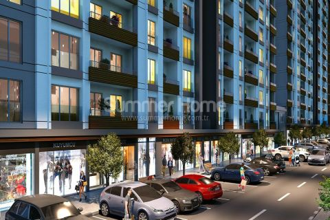Perfect Investment Apartments Near the Sea in Istanbul