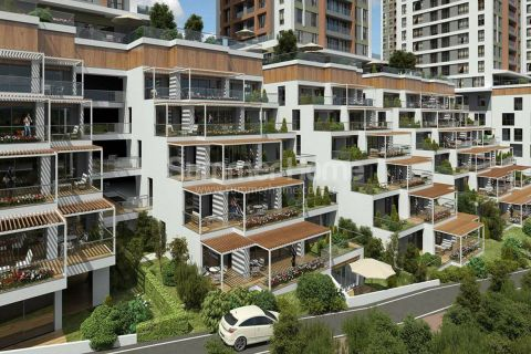 Exclusive Apartments for Sale in Istanbul