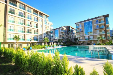 Modern Apartments with Beautiful Surrounding Nature in Hurma, Antalya