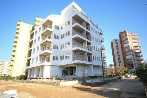 Brand New Apartments in Preferred Area in Liman, Antalya
