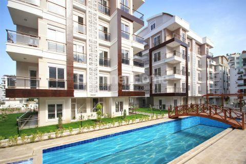 New Apartments in Good Area in Hurma Antalya