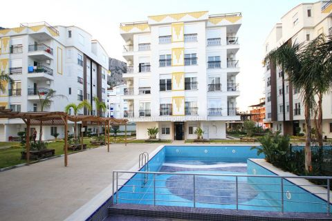 Well-Priced High Quality Property in Hurma Antalya