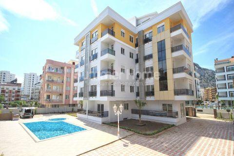 Zentrumsnahe Immobilie mit Bergblick in Hurma, Antalya