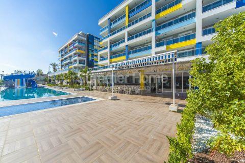 Luxuriöse 1-Zimmer-Wohnung zum Verkauf in Alanya