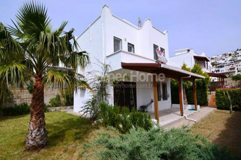 Well-Fitted Villa in Good Location in Adaboku, Bodrum
