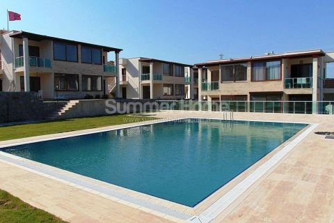 Suitable Houses with Spectacular Sea View in Gundogan, Bodrum