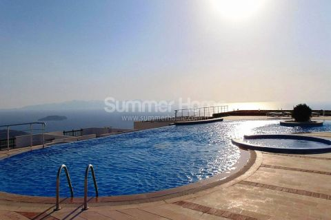 Apartments with Breathtaking Sea View in Bodrum