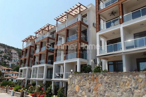 Well-Priced Luxury Sea View Apartment in Bodrum