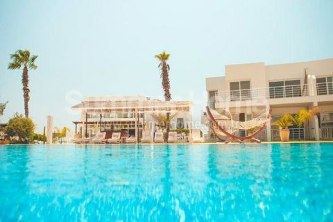 Modern Residential Complex Right by the Beach in Northern Cyprus