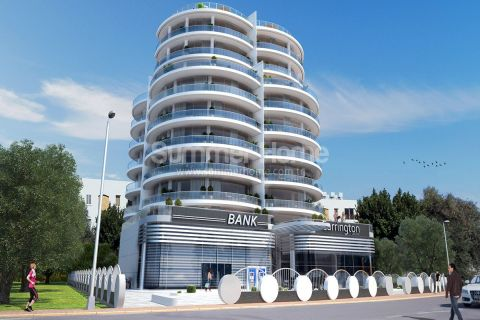 Luxury Project with Comfortable Apartments in Kyrenia Cyprus