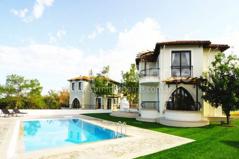 Villas with Stunning Views in a Quiet Part in Cyprus