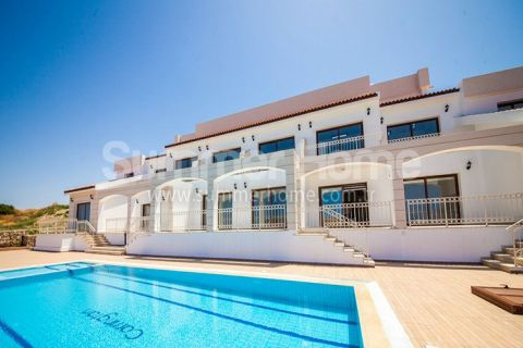Stylish Seafront Development with Stunning Sea View in Cyprus