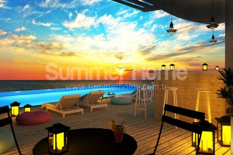 Luxury Property with Rooftop Swimming Pool Close to the Beach in Cyprus