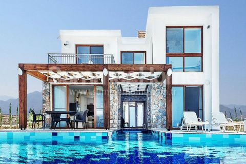 Upscale Modern Property with Amazing Features in Girne, Cyprus
