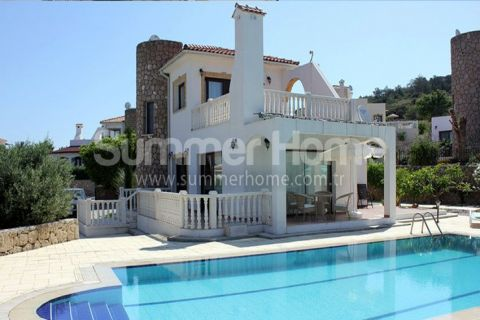 Exclusive Villa with Spectacular Views Near Esentepe, Cyprus